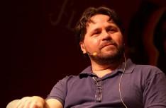 Marcelino Freire (foto Luciana Serra)