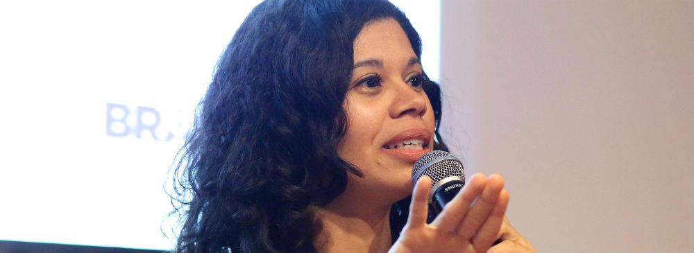 Ana Paula Maia - foto Ivson Miranda