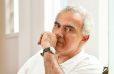 Milton Hatoum (foto de Fernanda Preto) destaque