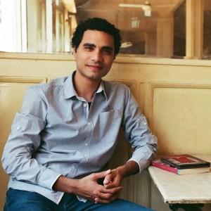 Mark Gamal (Foto: Alicia Anjos)