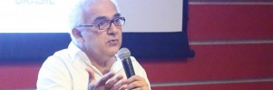 Milton Hatoum no encontro de 2015 (foto Ivson Miranda)